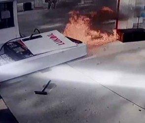 Video: પેટ્રોલ પંપ પર ગેસ ભરાવતા સમયે કાર ચાલકે એવું કર્યું કે જોનારા દંગ રહી ગયા