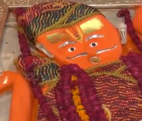 જયપુરમાં આવેલું છે ખોલેવાલે હનુમાનજીનું ખાસ મંદિર, તમે પણ કરો દર્શન