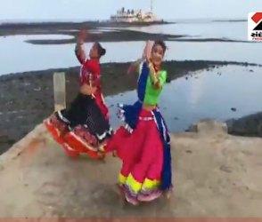 મુંબઈમાં વસતા ગુજરાતીઓએ આ રીતે ઉજવી અનોખી નવરાત્રી, Video