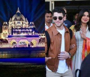 Photos: પ્રિયંકા-નિકનાં લગ્ન માટે દુલ્હનની માફક શણગારવામાં આવ્યુ ઉમેદ ભવન