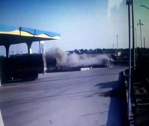 પુર ઝડપે દોડતી કાર રોંગ સાઈડમાં પાંચ પલટી ખાઈ ગઇ, જુઓ Video
