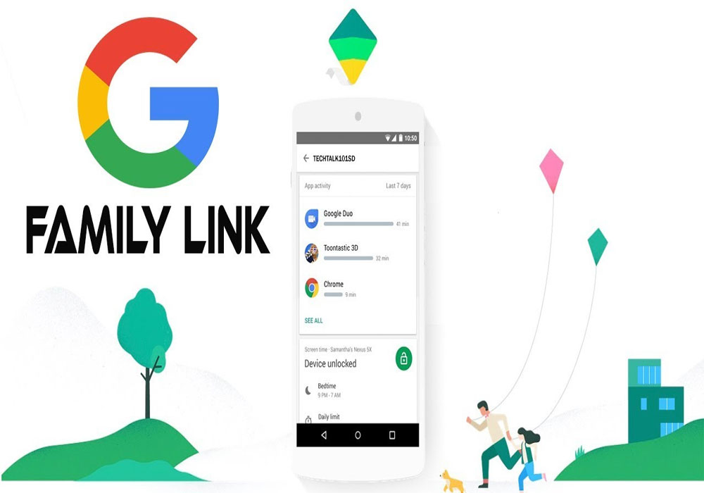 Google launches Family Link App in India