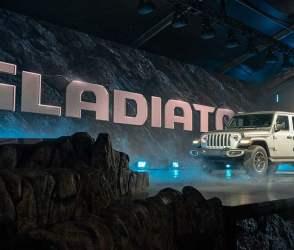 JEEPની નવી લાંબી SUV ગ્લેડીયેટર, 2019માં માર્કેટમાં મચાવશે તરખાટ