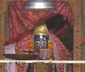કળીયુગમાં આસ્થાનું પ્રતિક બન્યું ત્રિગુણાત્મિકા દેવીનું આ મંદિર – Video