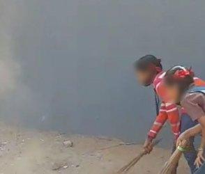 ભરૂચમાં વિદ્યાર્થીઓ પાસે સફાઇ કરાવતો Video સોશિયલ મીડિયામાં વાયરલ