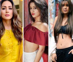 Photos: બોલીવુડની અભિનેત્રીઓને પછાડી આ ટીવી અભિનેત્રીઓ બની એશિયાની સેક્સી મહિલા