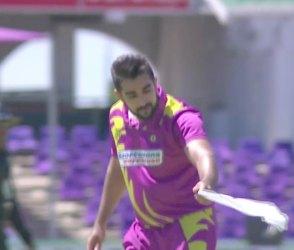 Video: વિકેટ લીધા બાદ આ ખેલાડીએ પેન્ટમાંથી કાઢી એવી વસ્તુ કે જોનારા થઇ ગયા સ્તબ્ધ