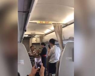 ઉડતા પ્લેનમાં સૂતી મહિલા સાથે ભારતીય નાગરિકે માણ્યું સેક્સ, પછી જે થયું તે…