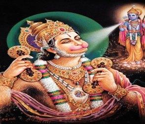 પવનપુત્રએ આપ્યુ શ્રી રામને જ્ઞાન જાણો આ સુંદર ગાથા, Video