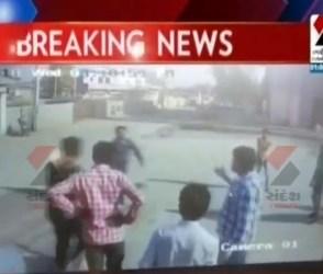 બનાસકાંઠાની ડીસા GIDC વિસ્તારમાં લૂંટનો જુઓ Video