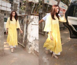 Photos: આલિયા ભટ્ટે સ્પામાં પસાર કર્યો સન્ડે, સુંદર તસવીરો આવી સામે
