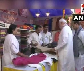 PM મોદીનો જેકેટ ખરીદતો વીડિયો વાયરલ, જાણો કેવી રીતે કર્યું પેમેન્ટ