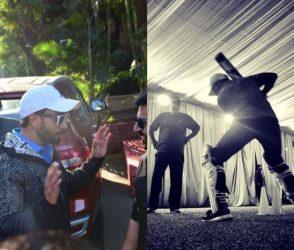 Photos: રણવીર સિંહે શરૂ કરી કપિલ દેવની બાયૉપિકની તૈયારી, ક્રિકેટ રમતો જોવા મળ્યો