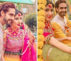 Photos: ટીવીની 'હૉટ' અને 'બ્યૂટીફુલ' અભિનેત્રીએ કરી લીધા લગ્ન, જોઇલો શાનદાર તસવીરો