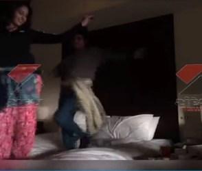 જુઓ 'દિલબર ગર્લ' નોરા ફતેહીનો બેલી ડાન્સ વીડિયો, ખૂબ કરી રહી છે મસ્તી