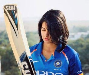 ભારતીય મહિલા ક્રિકેટર કે જે છે રૂપરૂપનો અંબાર, મોડેલ-અભિનેત્રીઓ એની આગળ ભરે પાણી