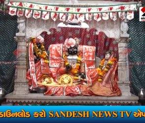 દર્શન કરો અમદાવાદના 600 વર્ષ જૂનાં કાળા રામજી મંદિરના, Video