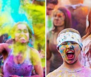 Photos: ફક્ત ભારતમાં જ નહીં, વિશ્વનાં 9 દેશોમાં પણ મનાવવામાં આવે છે 'રંગોનો તહેવાર'