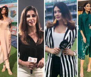 Photos: IPLની આ મહિલા એન્કર્સ સુંદરતા જ નહીં, જ્ઞાનનાં મામલે પણ અવ્વલ
