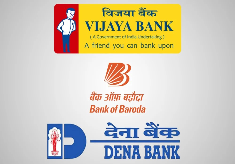 DENA BANK AND VIJAYA BANK MERGE WITH BANK OF BARODA KNOW THE IMPACT TO CUSTOMERS.