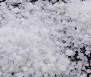 રાજ્યમાં વીજળીનાં કડાકાઓ સાથે વરસાદ, અનેક જગ્યાએ પડ્યા જોરદાર કરા, જોઇલો વિડીયો