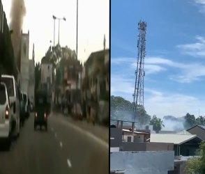શ્રીલંકાના ધ્રુજાવતો બ્લાસ્ટનો Live ખોફનાક Video આવ્યો સામે
