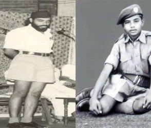 PM નરેન્દ્ર મોદીની બાળપણથી લઇ અત્યાર સુધીની મહત્વની ખાસ તસવીરો