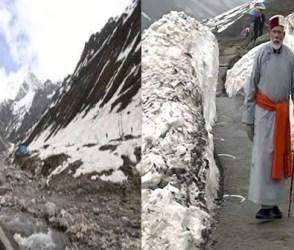 ગુફામાં 17 કલાક સાધના, બરફ પર ચાલવું, કંઈક આવો દેખાયો PM મોદીનો અંદાજ