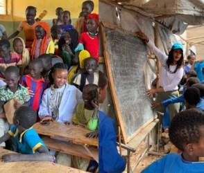 પ્રિયંકા ચોપરા પહોંચી Ethiopia, દિલને સ્પર્શી જાય એવી તસવીરો થઈ વાયરલ