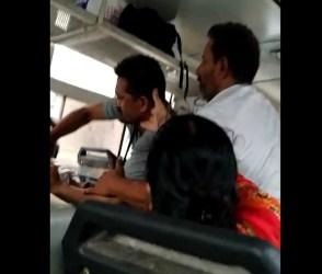 ST કન્ડક્ટરે મહિલાઓની હાજરીમાં ભાંડી બેફામ ગાળો, મારામારીનો Video વાયરલ