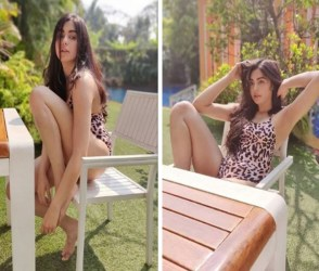 અદા શર્માએ શેર કરી Hot તસવીર, સોશિયલ મીડિયા પર લગાવી આગ