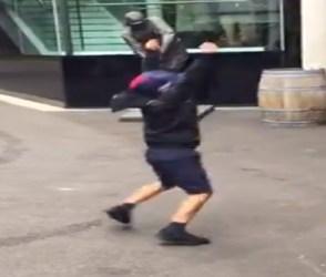 પહેલા જ બોલમાં આ બાળકે સૌથી 'મજબૂત' ખેલાડીને કરી દીધા આઉટ- જુઓ Video