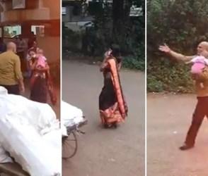 VIDEO: ફોનમાં કોઈ કેટલી હદે ખોવાઈ જાય! આ મહિલા બાળકને ઓટોમાં ભુલીને આવતી રહી
