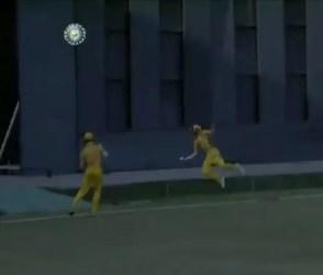 ક્રિકેટનાં ઈતિહાસનો સૌથી શાનદાર કેચ, દિગ્ગજો પણ થયા દિવાના, જુઓ સ્લો મોશન વીડિયો