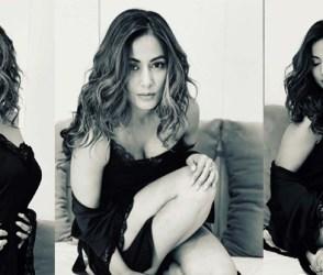બ્લેક એન્ડ વ્હાઈટ PHOTOS અપલોડ કરીને અભિનેત્રીએ સોશિયલ મીડિયા રંગીન કરી નાખ્યું!
