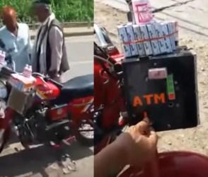 VIDEO: અવાજથી સ્ટાર્ટ થાય, સાથે મીની ATM, ભારતનાં વૃદ્ધની બાઈક જોઈ દુનિયા ચક્કર ખાઈ ગઈ