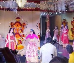 VIDEO: અંબાણી પરિવારના મિત્રના શાહી લગ્ન! નીતા અંબાણીએ દીકરી-વહુ સાથે કર્યો જોરદાર ડાન્સ