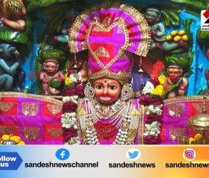 દર્શન કરો રાજકોટના બાલાજી હનુમાન મંદિરના, Video