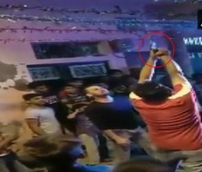 શોએબ મલિકનાં લગ્નનો ફાયરિંગ VIDEO, પોલીસે બે લોકોની ધરપકડ કરી, મચી ગયો ખળભળાટ