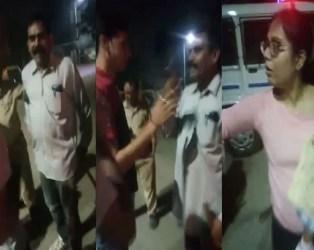 NRI પરિવારને અડધીરાત્રે થયો ખાખી વર્ધીનો કડવો અનુભવ, વીડિયોએ ખોલી નાખી પોલીસની પોલ