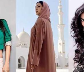 અભિનેત્રીએ અબુ ધાબીની પ્રખ્યાત મસ્જિદ જઈને પડાવ્યાં ફોટો, સોશિયલ મીડિયામાં છે દબદબો