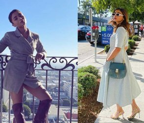 PHOTOS: લોસ એન્જેલન્સમાં મનભરીને ફરતી જોવા મળી આલિયા ભટ્ટ, શેર કરી હોટ તસવીરો