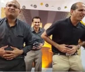 કબજિયાત વાળા લોકોની વ્યથા ડોક્ટરોએ ડાન્સ કરીને એવી સમજાવી કે છેલ્લે સુધી હસવાની ગેરન્ટી