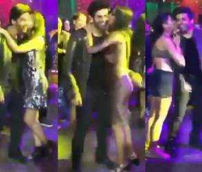 VIDEO: એક બે નહીં પણ ધડાધડ 6 યુવતીઓએ કાર્તિકને કરી KISS, લોકોએ કહ્યું-નસીબની વાત છે