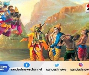 જાણો કયા અસુરે કરી મર્યાદા પુરુષોત્તમ શ્રી રામની સહાય, Video