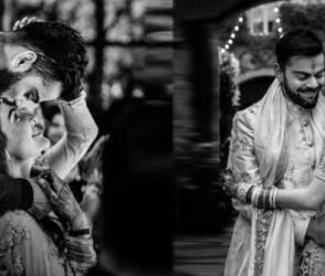 વિરુષ્કાના લગ્નના 2 વર્ષ પુર્ણ, અહીં જુઓ 30થી વધુ PHOTOSમાં છલકાતો અવિરત પ્રેમ!
