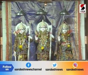 દર્શન કરીએ સુરતના રાંદેરમાં આવેલ શ્રી રામ મંદિરના, Video