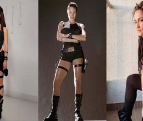 અભિનેત્રી એલીના નવા અંદાજે મચાવી ધૂમ, Photos જોઈ ફેન્સે એન્જેલીના જોલી સાથે કરી સરખામણી