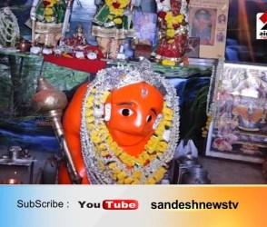 દર્શન કરીએ ભાવનગરના અધેવાડા ગામે આવેલ પાવનધામ ઝાંઝરીયા હનુમાનના, Video