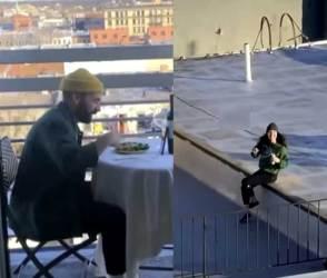 લોકડાઉનમાં પણ લવરીયા લોકો આવી રીતે સેટિંગ પાડે છે, VIDEO જોઈને તમે માથું પકડી જશો!